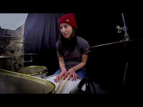 Lindsey Raye Ward - PLS&TY - Rebel Love (Drum Cover)