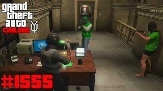 GTA 5 ONLINE Bankraubspiel  #1555 Let´s Play GTA V Online PS4 YU91