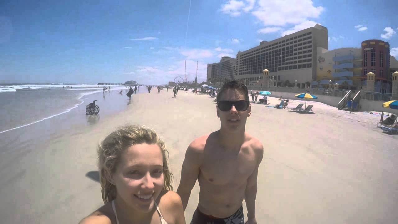 Daytona Beach Florida 2015 YouTube