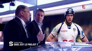 Rugby : Jacques Brunel veut rassembler autour du XV de France