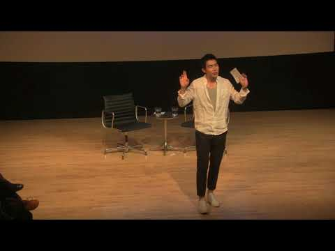 Agnetha Kurtz Roca Method at the PEN World Voices International Play Festival 2018 at the Martin E S
