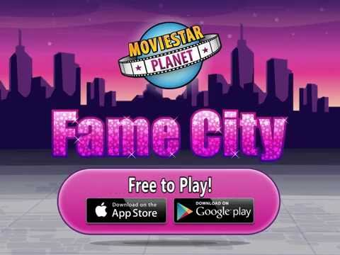 Fame City App - Official Trailer by MovieStarPlanet