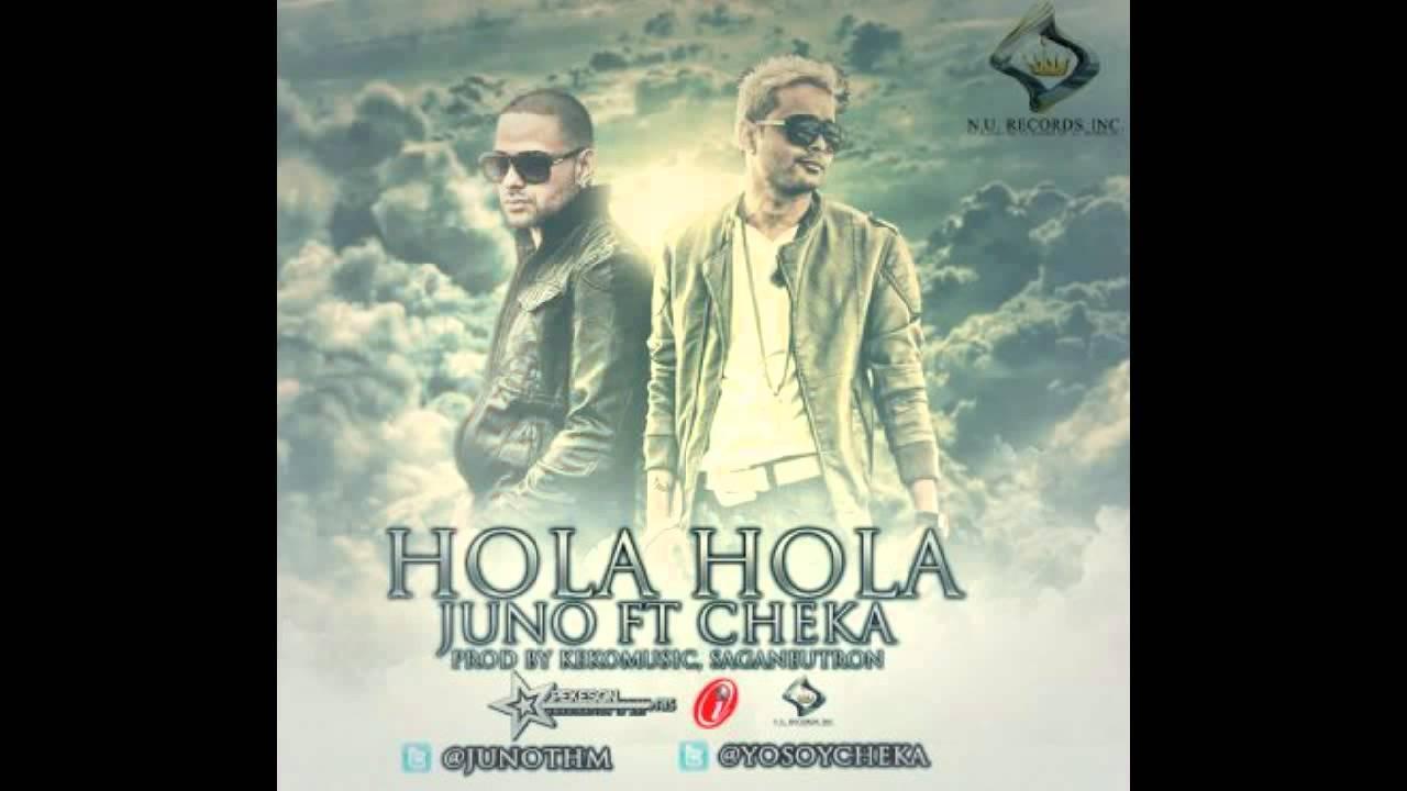 video de hola hola juno ft cheka