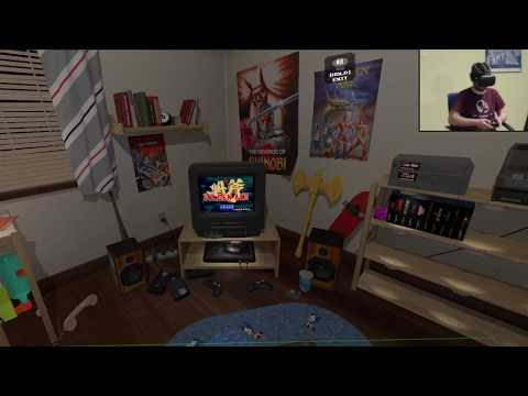 Sega Classics in VR - The most inconvenient but awesome way to retrogame