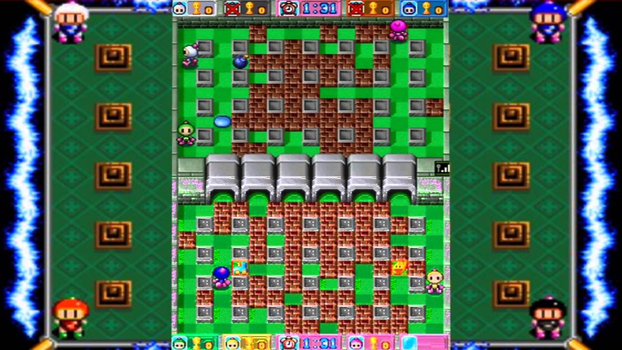 Hudson entertainment launches bomberman blitz on nintendo dsiware (ds).