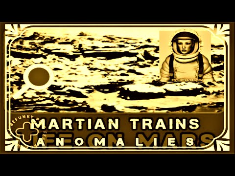 MARS ANOMALIES 2017 Martians / Aliens Trains: Mars Rover Footage NASA PROOF OF LIFE Aliens Mars Tech