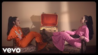 Смотреть клип No Frills Twins - Paper Love