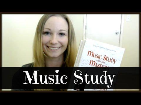 Charlotte Mason Music Study Curriculum | HomeSchool Pre K - 12th