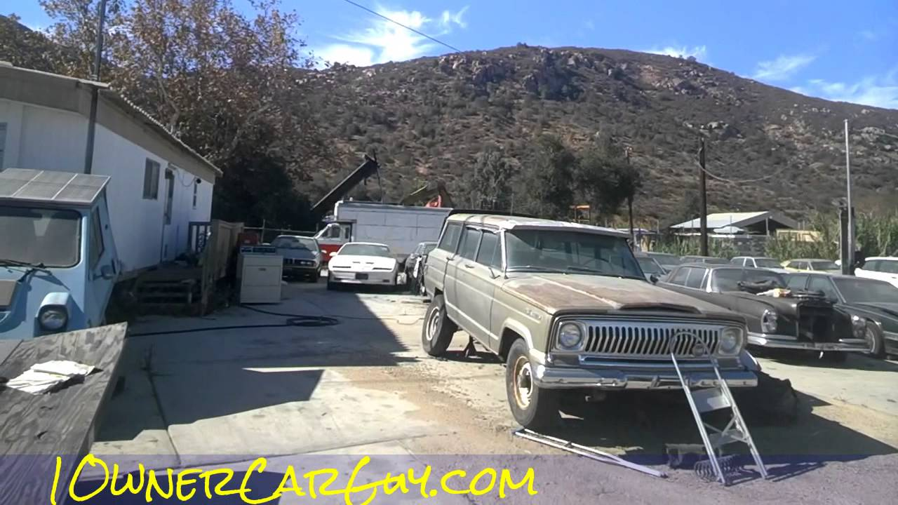 Move Trailers RV Scrap Sell Old Junk To Crush Mercedes Bluebird ...