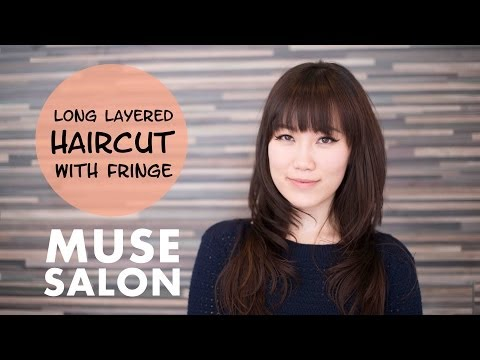 My Haircut | Behind The Scenes @ Muse Salon