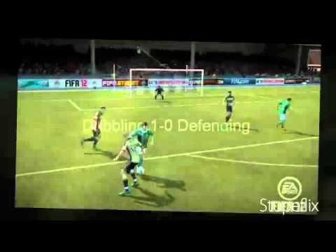 FIFA 12 | Skilled Dribbling V Tactical Defending