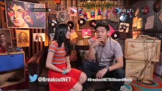 Breakout NET Billboard Music - 22 Juni 2015