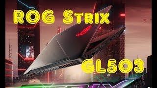 ноутбук Asus ROG Strix GL503VD