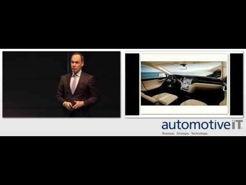 automotiveIT-Kongress 2015: Christoph Keese (Executive Vice President, Axel Springer SE)