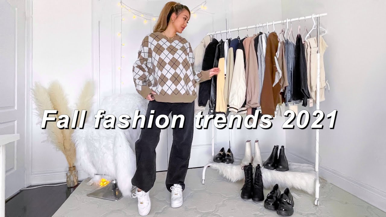 Download TOP 10 FALL FASHION TRENDS 2021 that you can actually wear 🍂