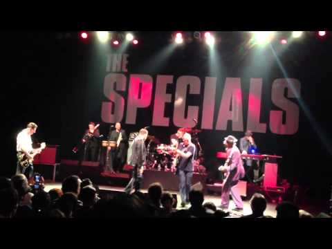 A Message to You Rudy - The Specials - Chicago - March 11, 2013 - The Vic