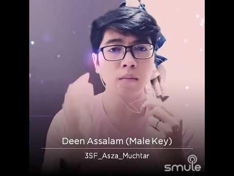 Nissa Syabian Deen Assalam Cover ASZA MUCHTAR