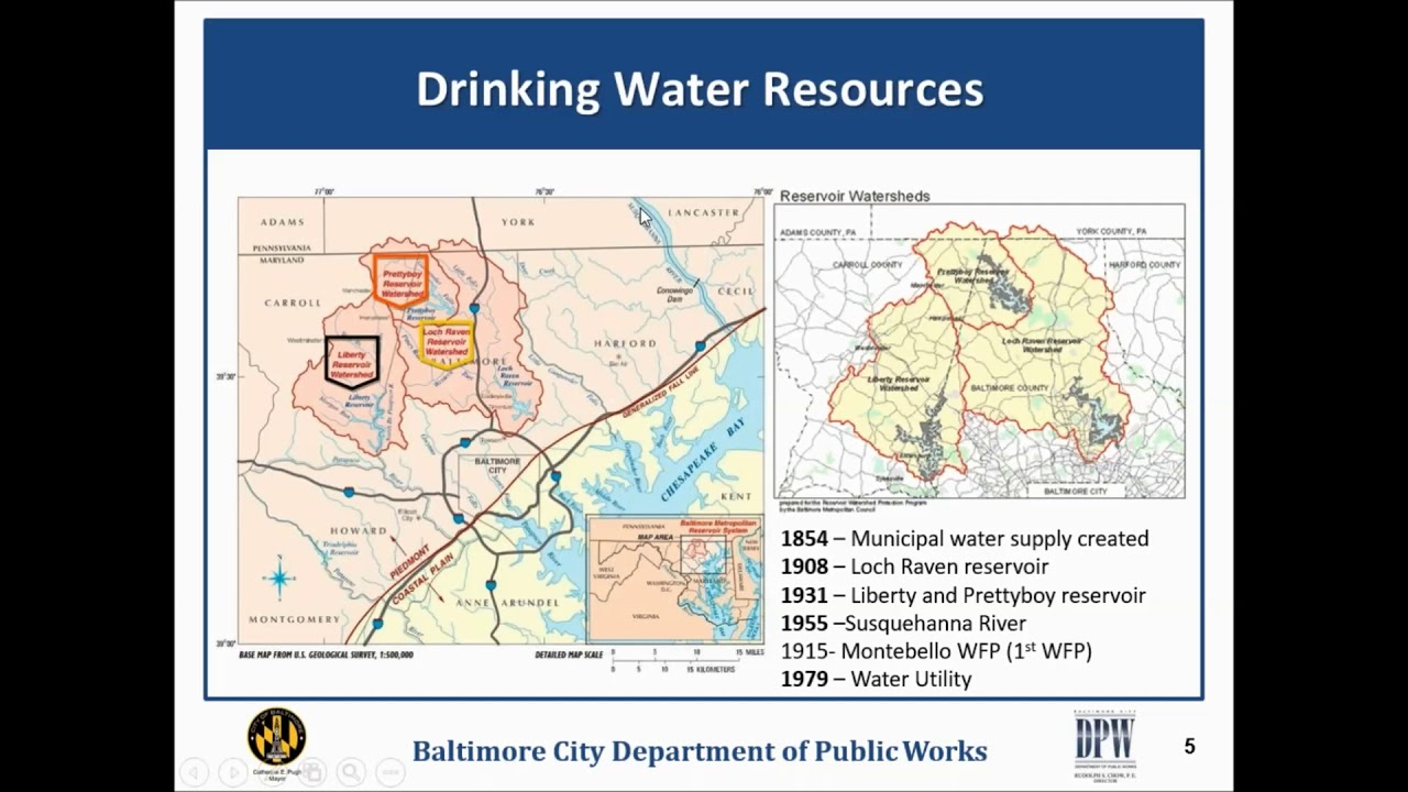 baltimore water i map Kimberly Grove Controlling The Uncontrollable In Baltimore Md baltimore water i map
