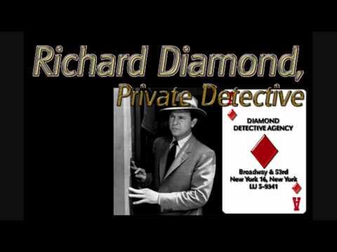 Richard Diamond (Starring Dick Powell) - The Betty Moran Case