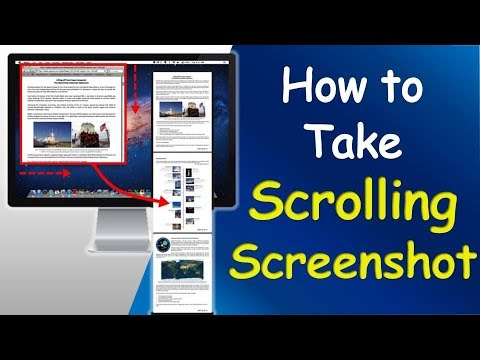 Scrolling screen capture windows 7