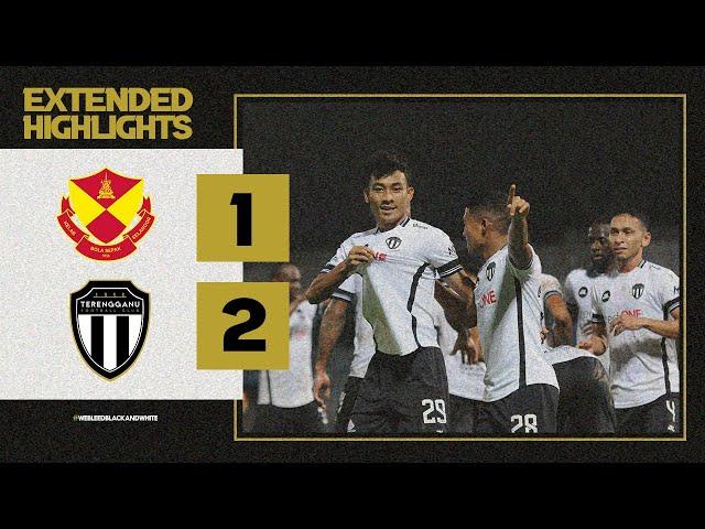 EXTENDED HIGHLIGHTS | SELANGOR FC vs TERENGGANU FC