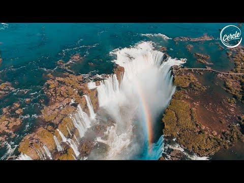 Nicola Cruz Live @ Iguazú Falls In Argentina For Cercle