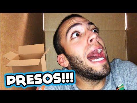 FICAMOS 6 HORAS PRESOS NUMA CAIXA!!