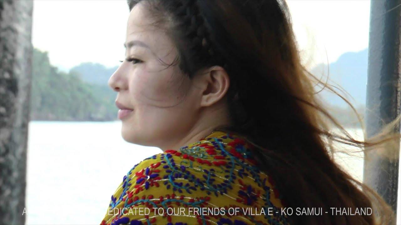 Amateur video Ko Samui for friends of Villa E 2015
