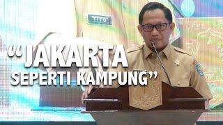 Tito Karnavian Sindir Anies Baswedan: Jakarta Seperti Kampung