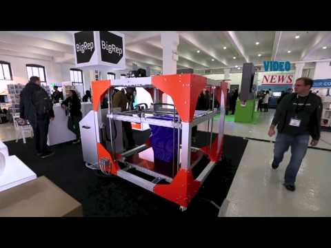 3D Printing Expo in New York