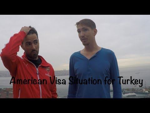 Can An American Get A Visa For Turkey? | ExpatsEverywhere