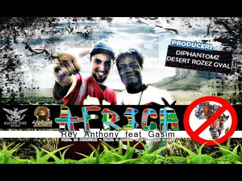 Rey Anthony Feat Gasim - Africa