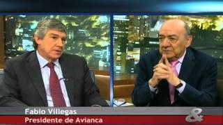 Pregunta Yamid:  Fabio Villegas, Presidente de Avianca, 27 de Julio de 2015