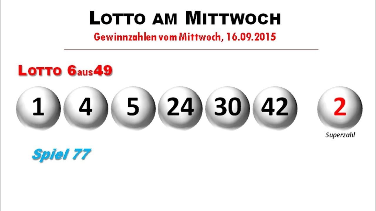 Lotto Live Ziehung Youtube