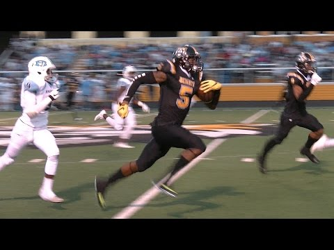 See all 10 of Jaylen Harris' catches for 187 yards, 2 TDs and more videos from Cleveland Heights' 47-40 win vs. Benedictine