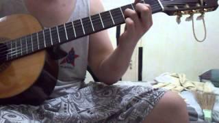 Amu to emu no uta Pippo's song Doraemon guitar solo