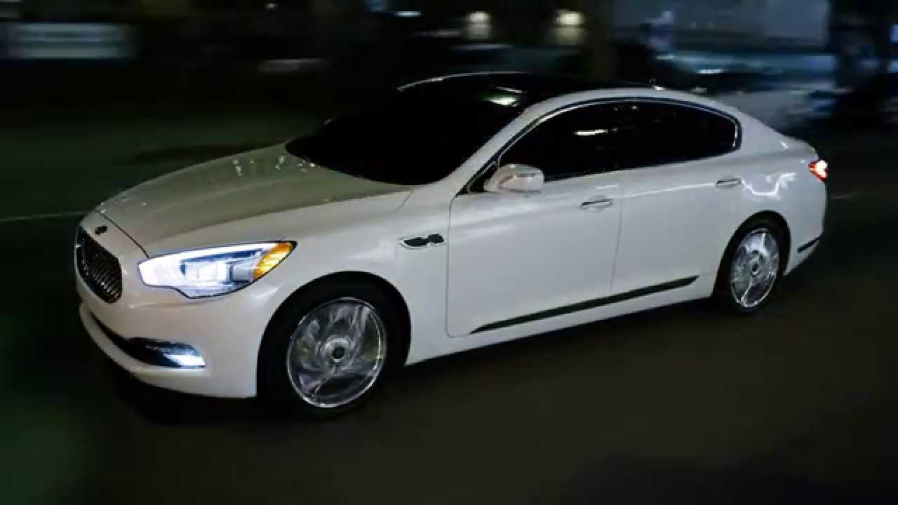 2015 Kia K900 Ad Rave Reviews by AUTOMOBILE Magazine KBB - YouTube