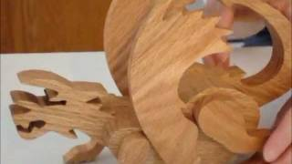 Modifying Scroll Saw Patterns To Create New Projects
