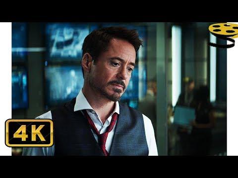 Тони просит Стива