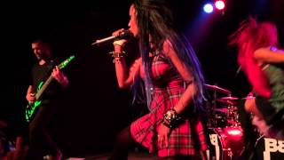 Butcher Babies- Marquee Live Albuquerque Debut Song
