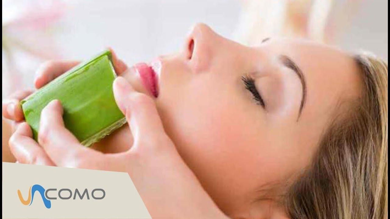 como hacer crema facial con aloe vera natural