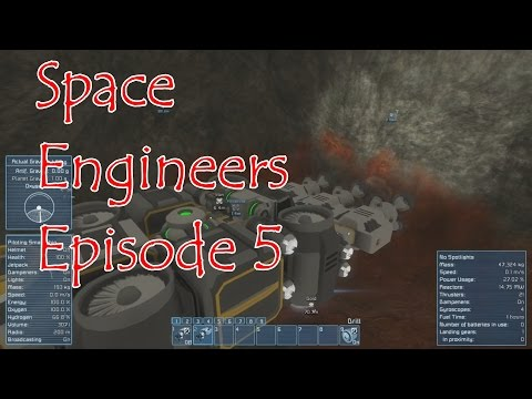 Survival E5 - Drill Ship Thrusters Operational!