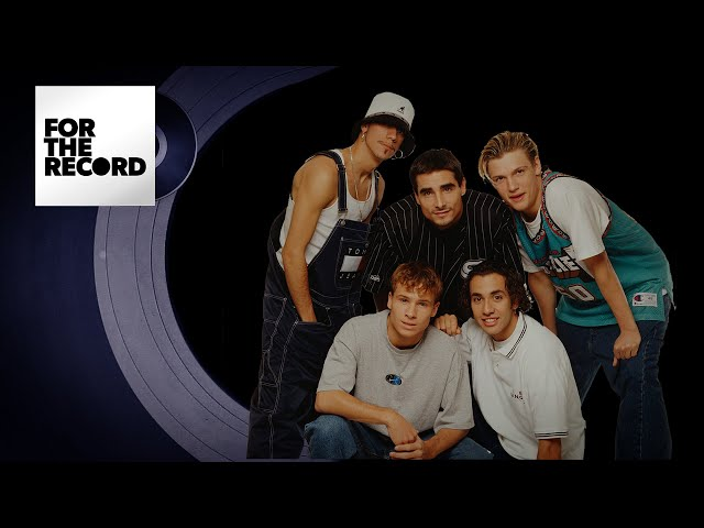 How 'Backstreet Boys' Ignited The '90s Boy Band Craze | For The Record