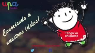 Conociendo a nuestros idolos entrevista a Tango para chicos