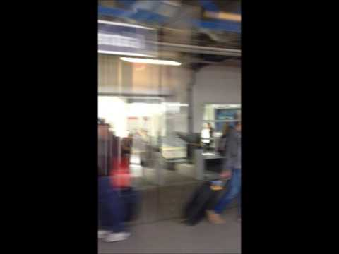 Arriving At Southampton Station - KWIOWF