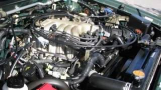 2001 Nissan Xterra 4D