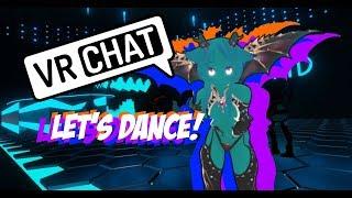 [ VRChat ] dance dance DANCE