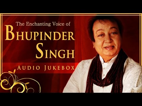 Best of Bhupinder Singh Ghazals | Bollywood Hindi Film Songs | Ghazal Hits
