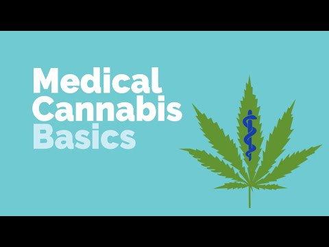 Medical Cannabis Basics | Gastrointestinal Society