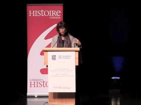 Dominique Deslandres Panel Presentation Forum 2015
